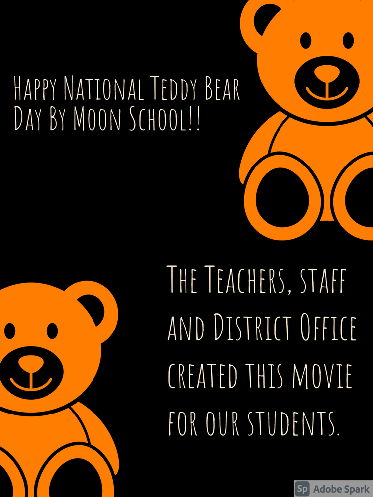 National Teddy Bear Day