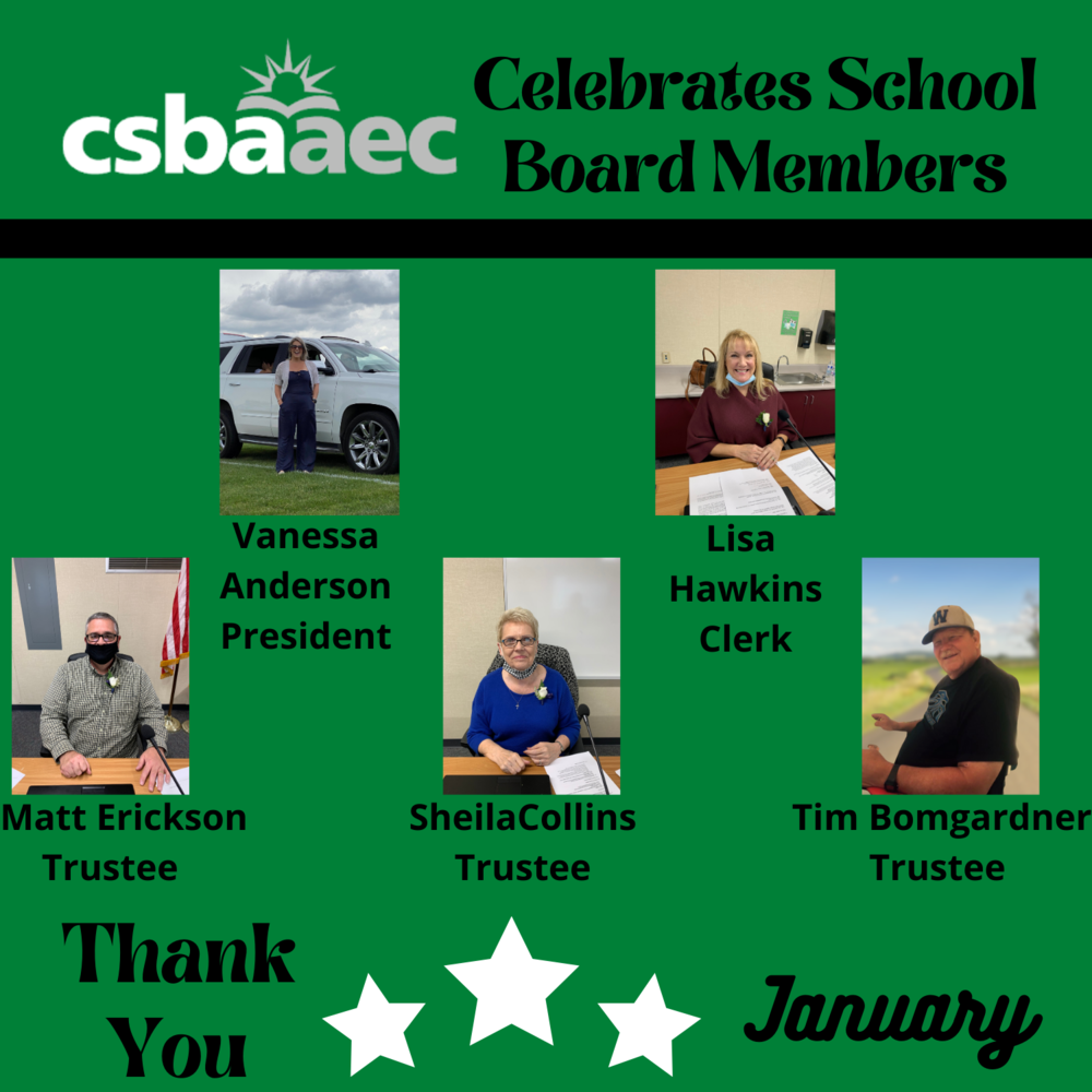 LWIS Board Member Appreciation