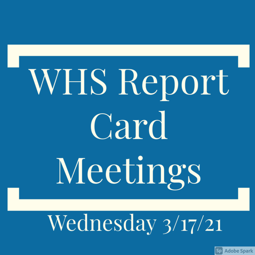 Report Card Meetings