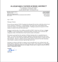 Waterford Unified School District
