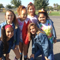 LWIS 80s Day