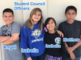 LWIS 2018-2019 Student Council Officers