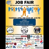 Job Fair - April 2020
