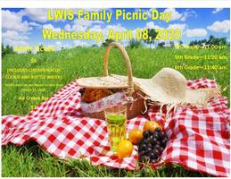 LWIS Family Picnic Day