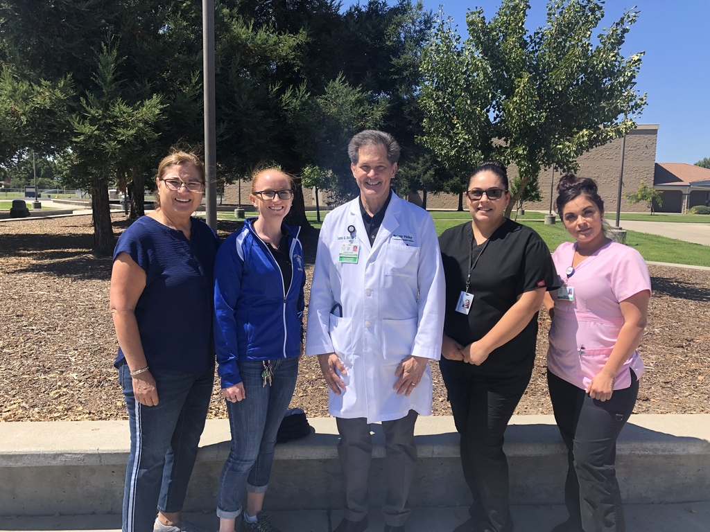A big thanks to Oak Valley Hospital, Stanislaus County of Education, and our very own WHS nurse for making the First Annual Sports Physical Day(s) a great success!