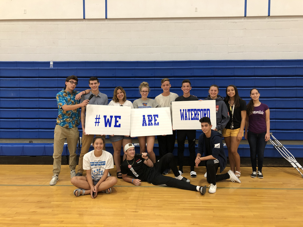 WHS ASB - #WeAreWaterford