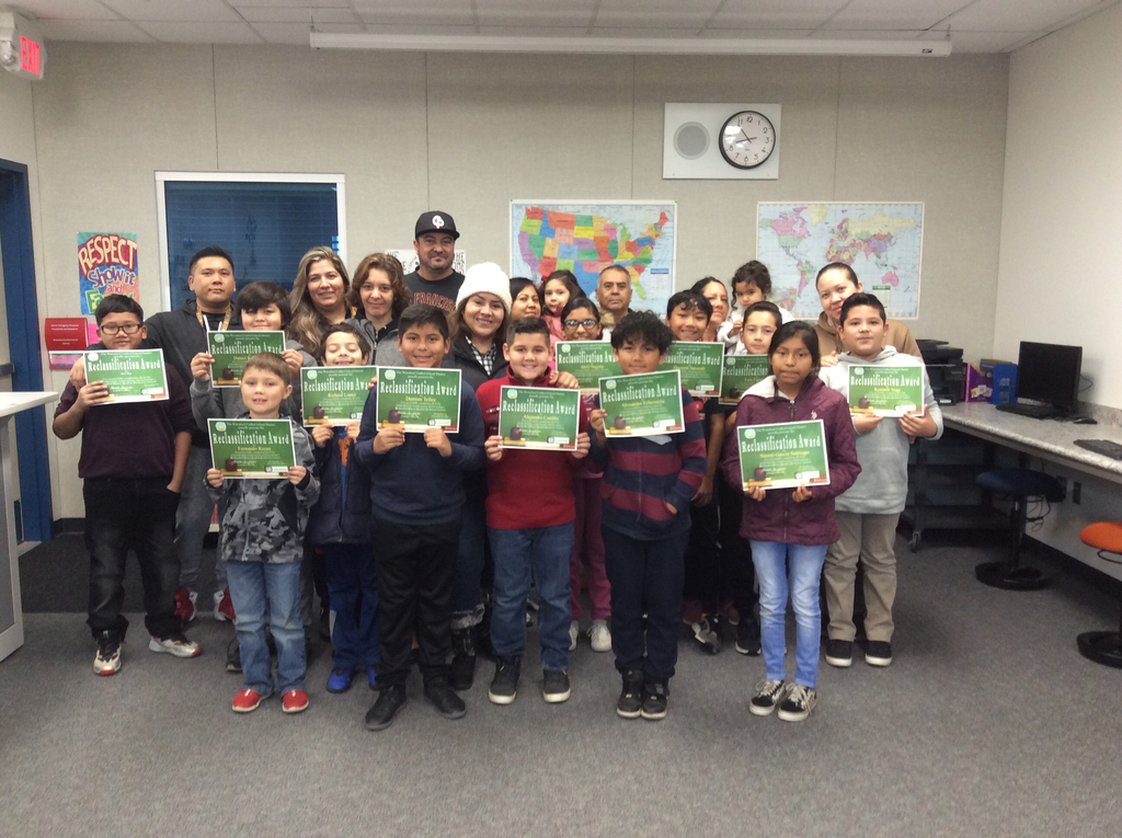EL Reclassified Students and their Families