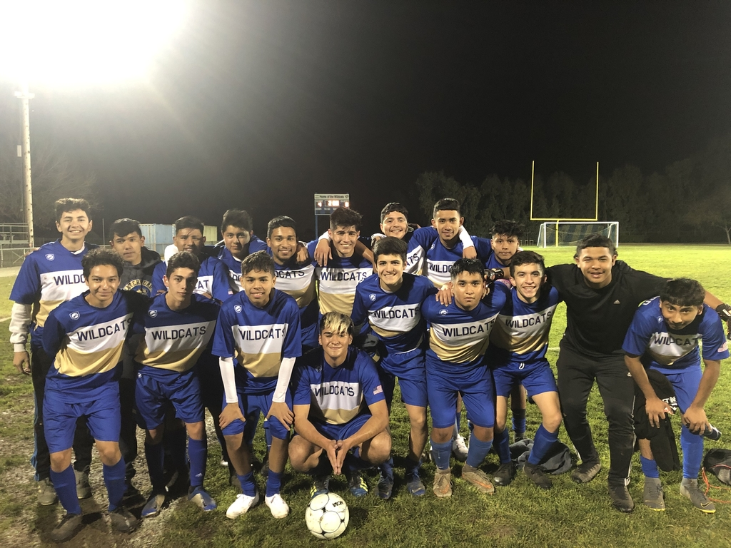 Congratulations to our varsity boys soccer team who just defeated Delhi tonight. The boys are currently in 2nd place with a 6-0-2 record. Next game will be vs the 1st place team Legrand on 1/29 @ Legrand High School.