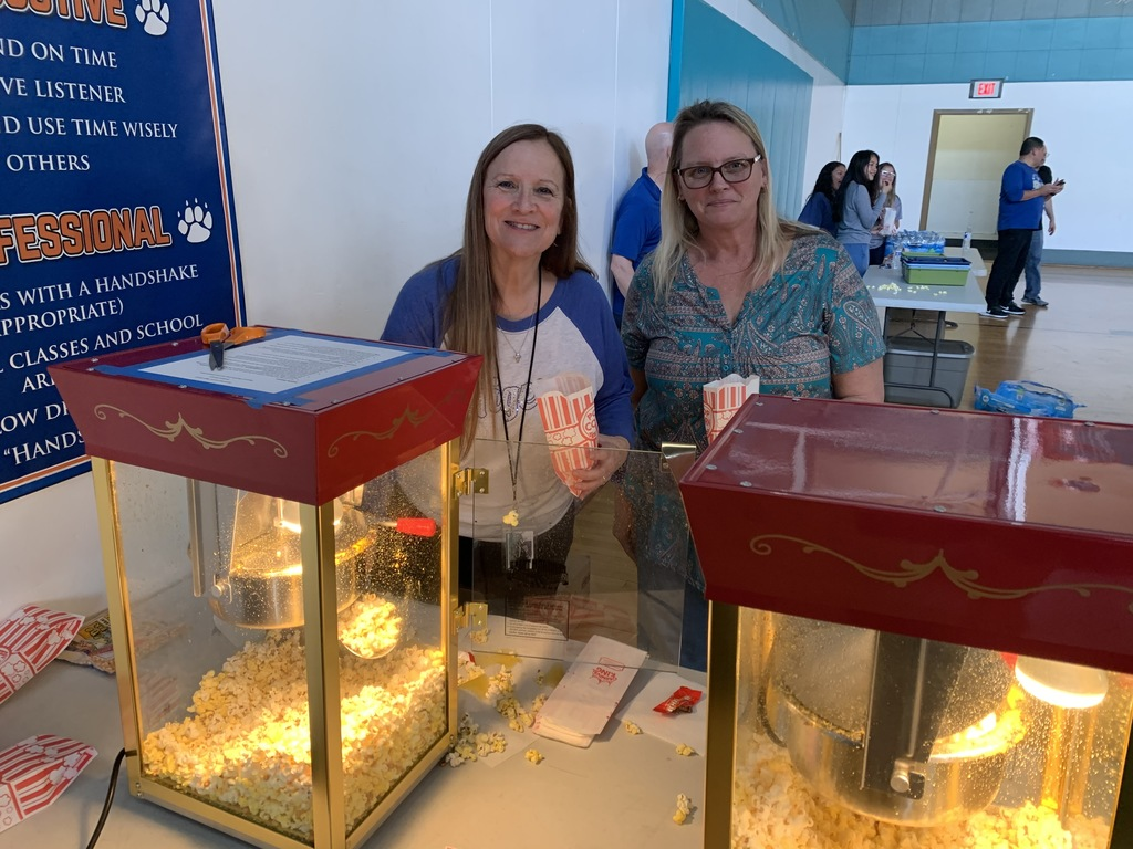 Popcorn for the movies
