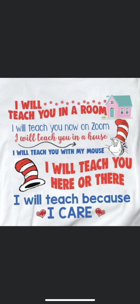 Our Teachers care!